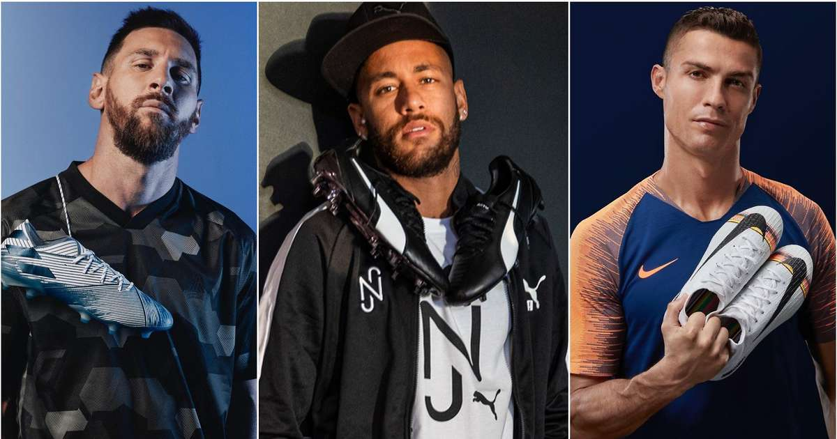 Neymar's Puma contract blows Lionel Messi and Cristiano Ronaldo's deals out of the water - GIVEMESPORT