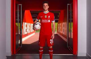 Diogo Jota has signed for Liverpool in a deal worth around £45m