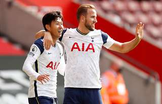 Son & Kane were on fire vs Southampton!