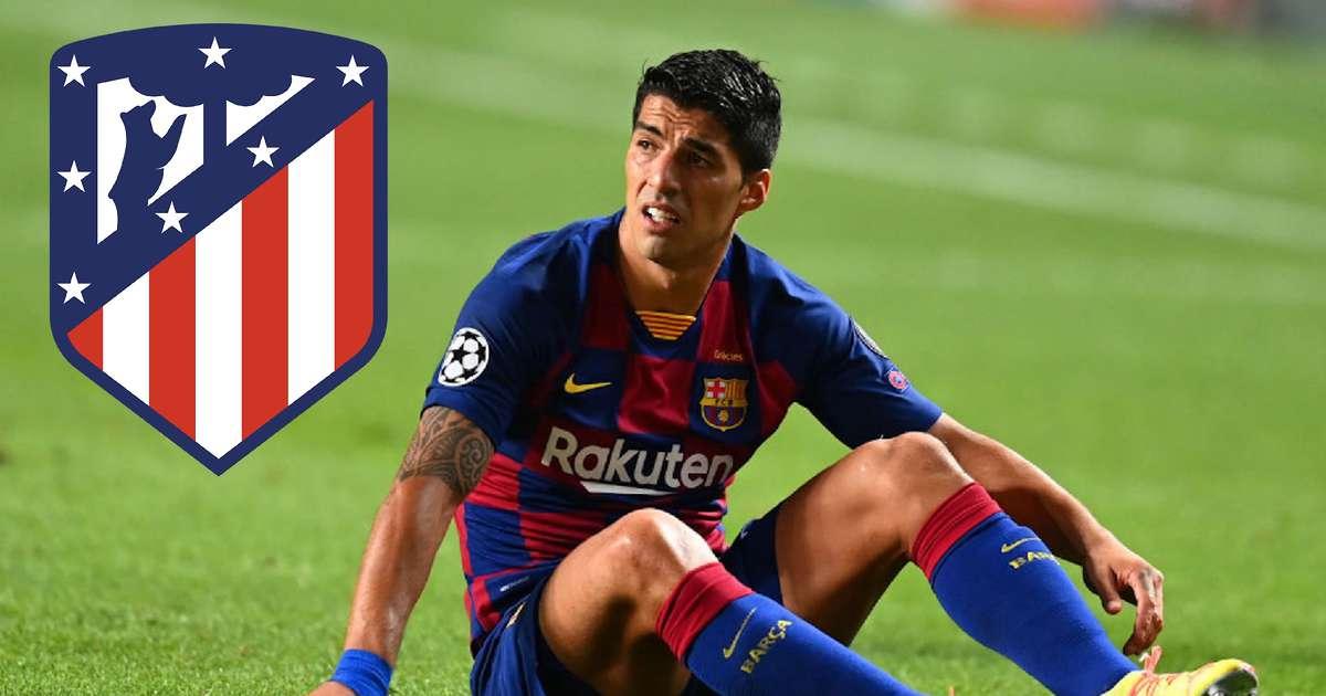 Luis Suarez: Barcelona are now demanding a transfer fee if ...