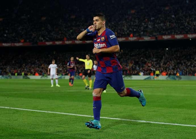 Suarez could still be part of Barca's plans