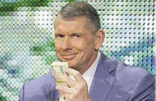 Vince McMahon loves his cars