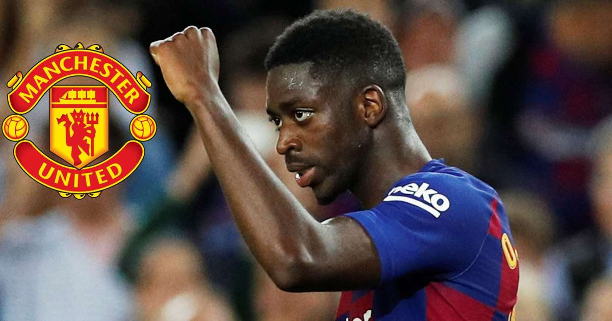 Man Utd transfer news: Club have 'progressed talks' to sign Barcelona star - GIVEMESPORT