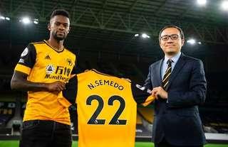 Nelson Semedo is a Wolves player!