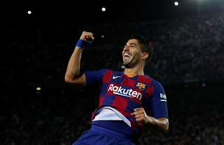 Luis Suarez's assist record throughout his career is astonishing