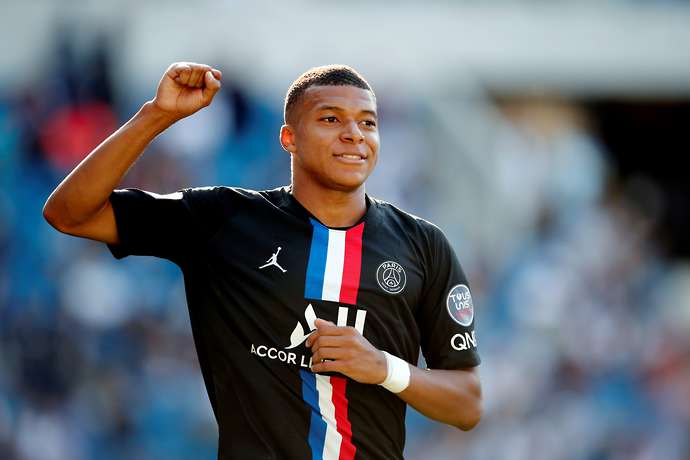 Mbappe could move for less than £100m