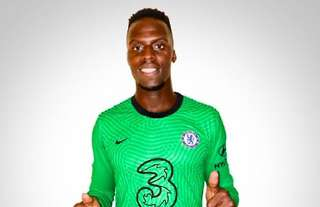 Edouard Mendy is officially a Chelsea player!