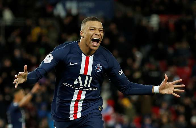 Mbappe could be on the move