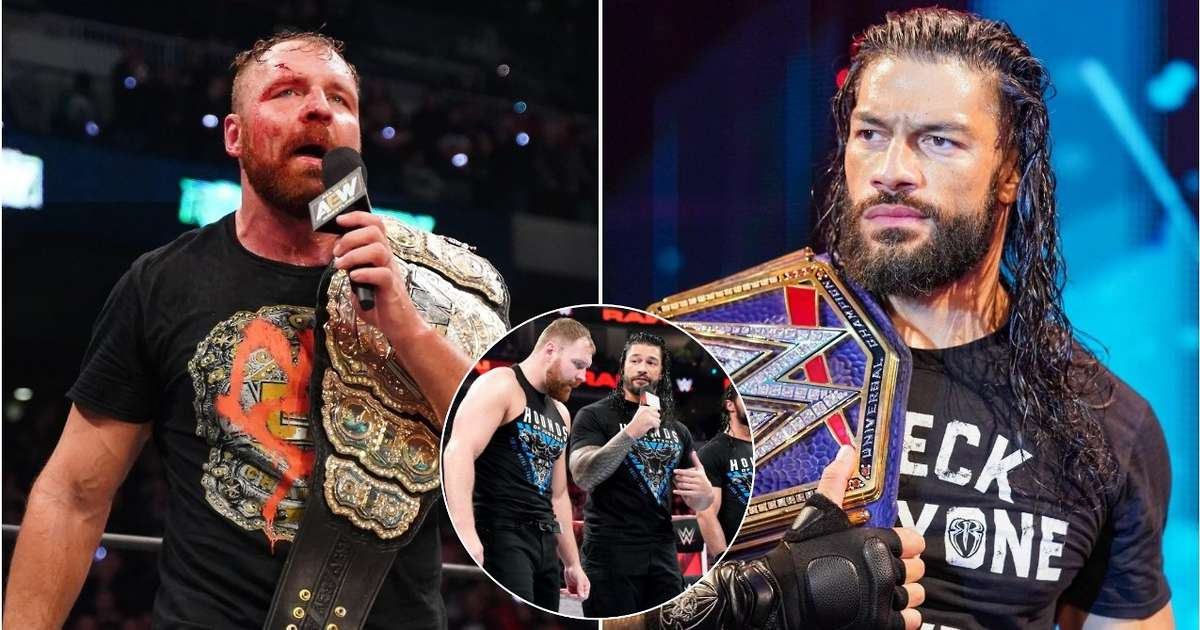 Roman Reigns claims Jon Moxley 'screwed' The Shield by messing around and leaving WWE