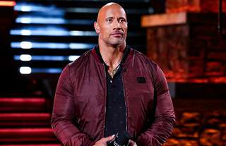 The Rock has made his presidential endorsement