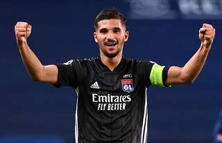 Houssem Aouar has been linked with Arsenal move