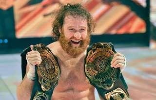 Zayn is WWE's Intercontinental champ