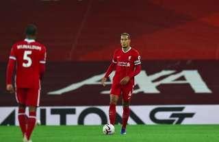 Mikel Arteta was full of praise for Virgil van Dijk's passing ability