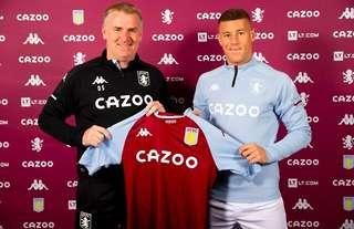 Ross Barkley has joined Aston Villa on loan