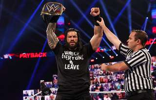 Reigns wants to bring The Rock back to WWE