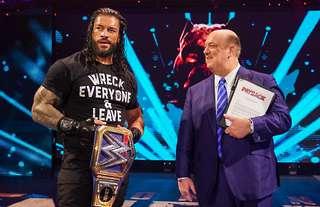 Reigns doesn't like WWE legend CM Punk