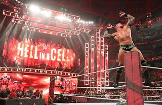 WWE Hell in a Cell takes place in October