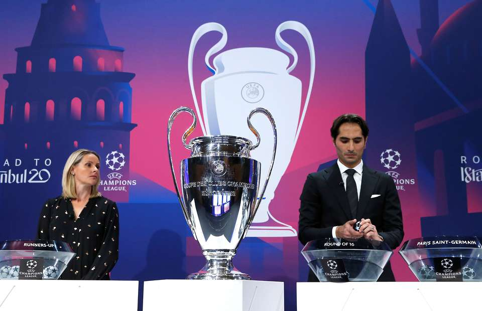 when is the champions league draw everything you need to know ahead of the draw givemesport when is the champions league draw