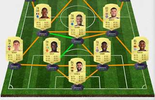 The Premier League is home to a number of overpowered players on FIFA 21