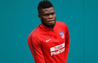 Thomas Partey has joined Arsenal from Atletico