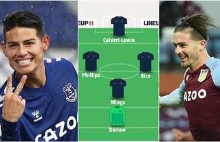 Non-big six Premier League XI