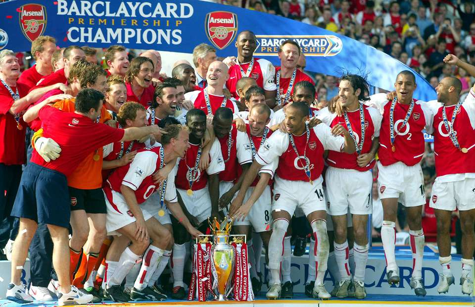 Arsenal Remembering The Forgotten Members Of Their 2003 04 Invincibles Team Givemesport