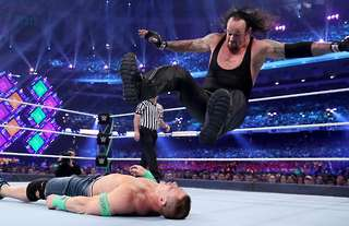 Cena and The Undertaker could soon return to WWE