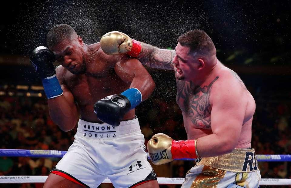 Joshua, Tyson, Ali: What are boxing's biggest shocks?