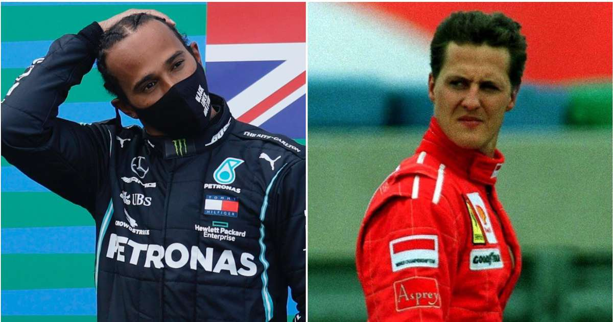 'Neither Lewis Hamilton or Michael Schumacher are the GOAT of Formula 1'