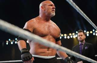 Goldberg is on his way back to WWE