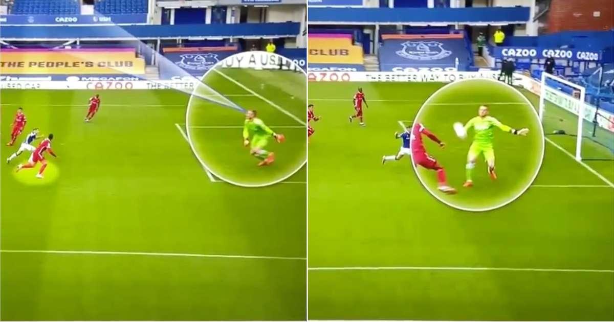 Rob Green's analysis of Van Dijk's injury explains how Jordan Pickford got it so wrong