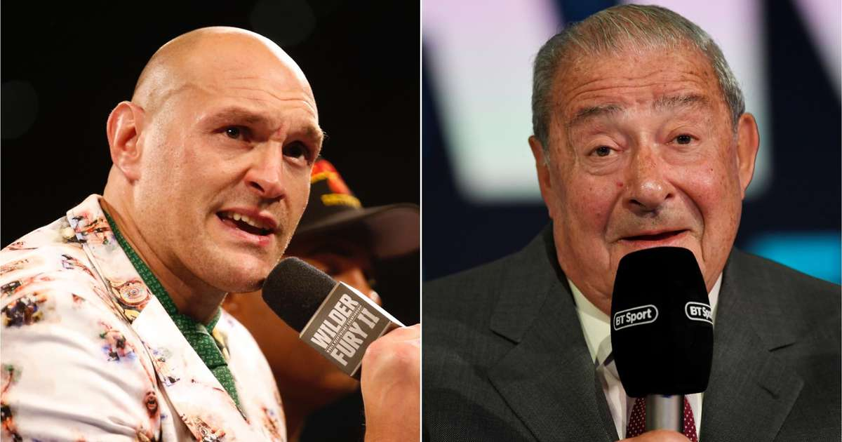 Bob Arum's front runners to face Tyson Fury in December are massively underwhelming