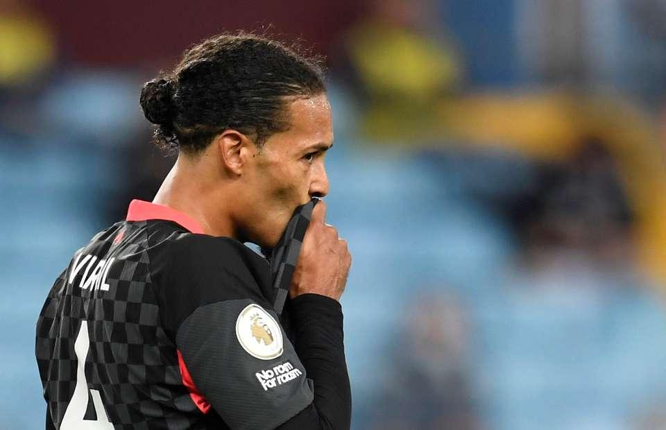 Liverpool eyeing Bundesliga defender to fill VVD void