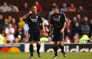 Ronaldo and Luis Figo