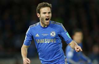 Juan Mata was simply unplayable during the 2012/13 season