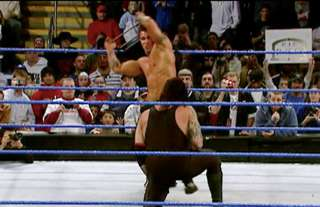 Undertaker owed Orton one for catching him with a chair