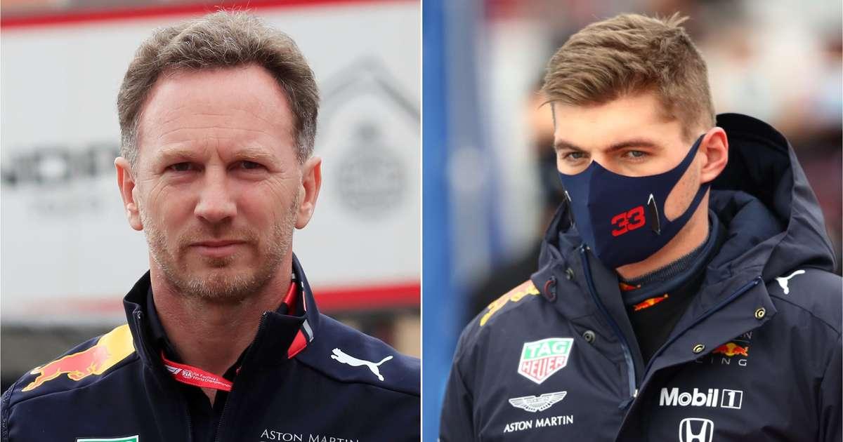 Christian Horner defends Max Verstappen after obscene rant following Stroll collision