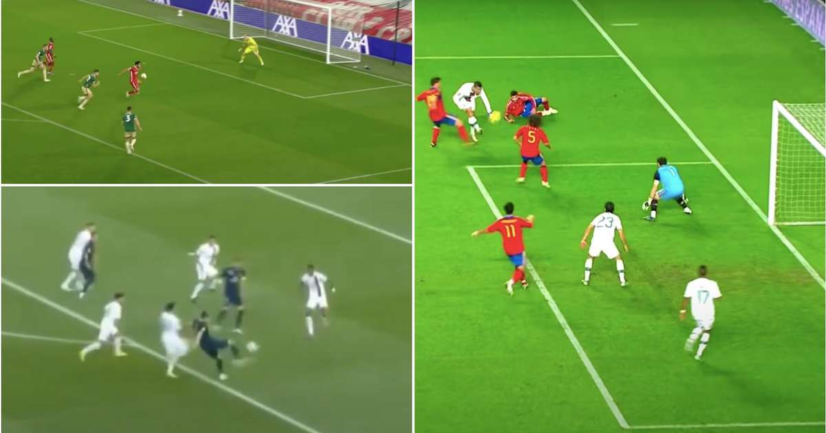 Ranking the 11 greatest disallowed goals in history after Mohamed Salah's stunner