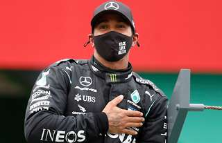 Lewis Hamilton deserves a knighthood for his F1 ...