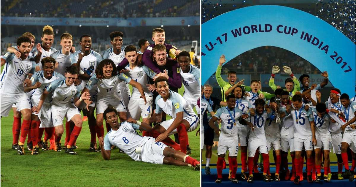 3 years ago today, England U17s won the World Cup - where are the 21 players now?