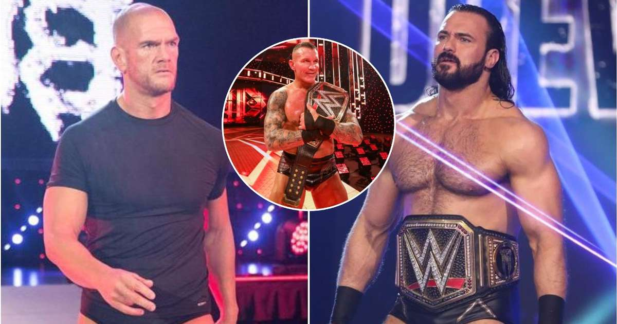 NXT star Danny Burch on why Drew McIntyre shouldn't be upset losing WWE title [Exclusive]