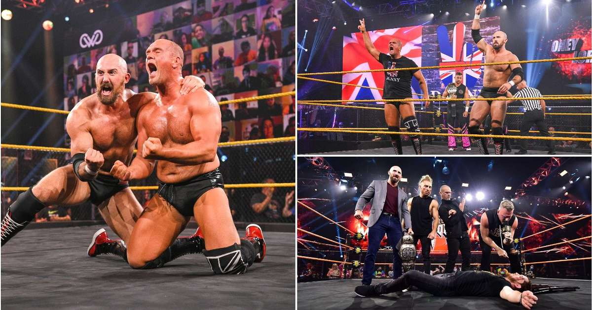 WWE news: Danny Burch on his journey from release to prime of NXT tag workforce mountain [Exclusive]
