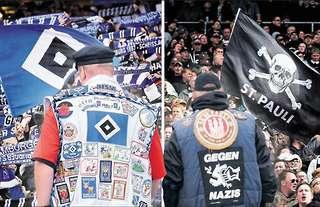 The Hamburg Derby HSV vs St. Pauli