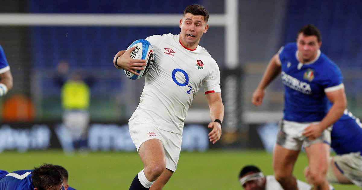 England earn crucial bonus point win over Italy to keep Six Nations hopes alive