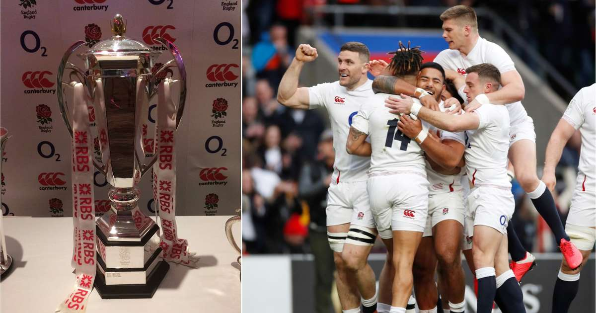 BREAKING: England crowned Six Nations champions as Ireland lose to France