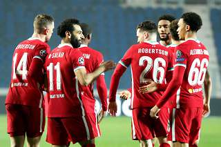liverpool thrash atalanta mo salah and sadio mane showed their incredible mentalities while 5 0 up givemesport liverpool thrash atalanta mo salah and