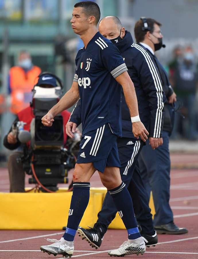 Cristiano Ronaldo: Superstar da Juventus supostamente 'analisando' o retorno para Manchester Utd