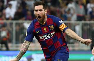 Lionel Messi has won six Ballons d'Or