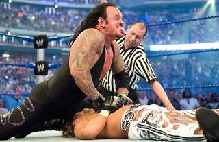 Undertaker has named four of WWE's greatest ever matches