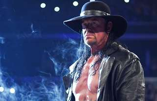 WWE icon The Undertaker is now offering messages to fans